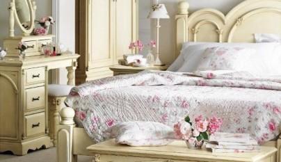 Dormitorios romanticos17