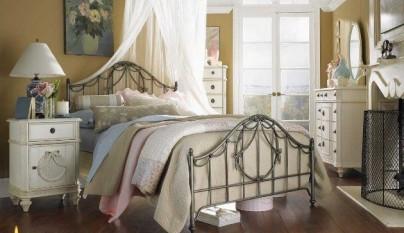 Dormitorios romanticos18