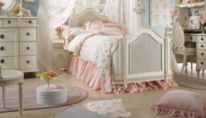 Dormitorios romanticos19
