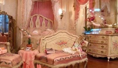 Dormitorios romanticos25