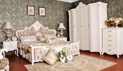 Dormitorios romanticos7