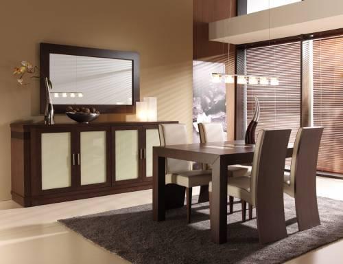 Fotos comedores decorados23 for Muebles para decoracion de interiores