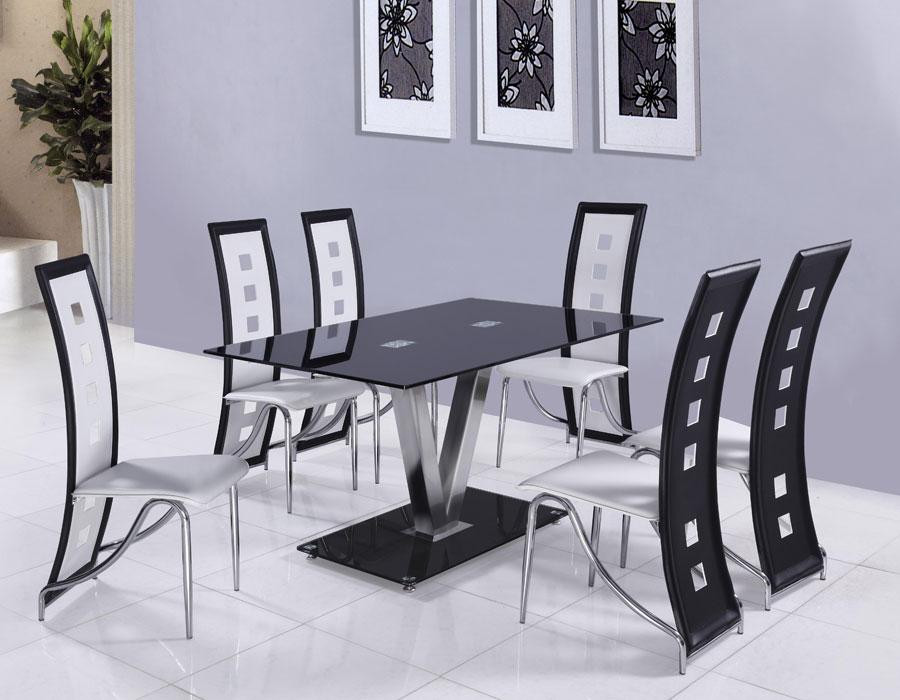 comedor comedores 6 sillas minimalista decoraci n de