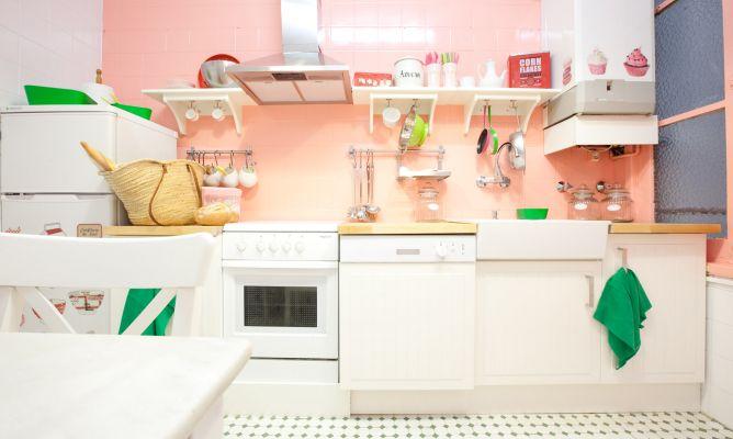 Fotos de cocinas reformadas for Reformar casa antigua con poco dinero