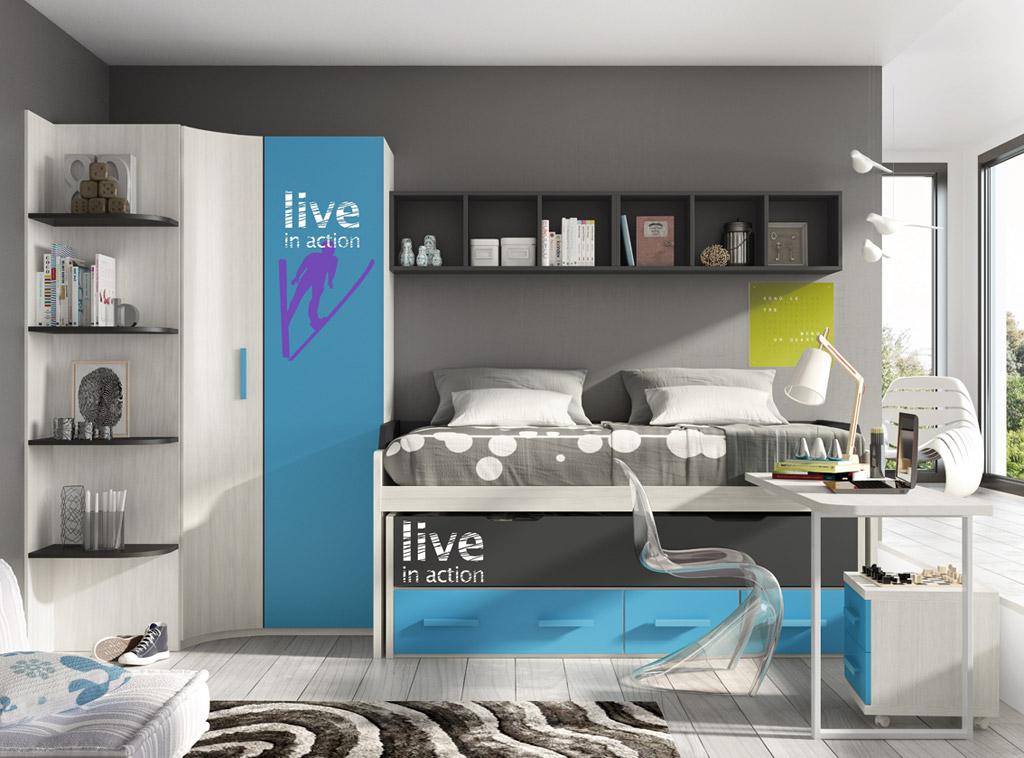 Dormitorio juvenil muebles rey cheap with dormitorio - Muebles rey dormitorios juveniles ...