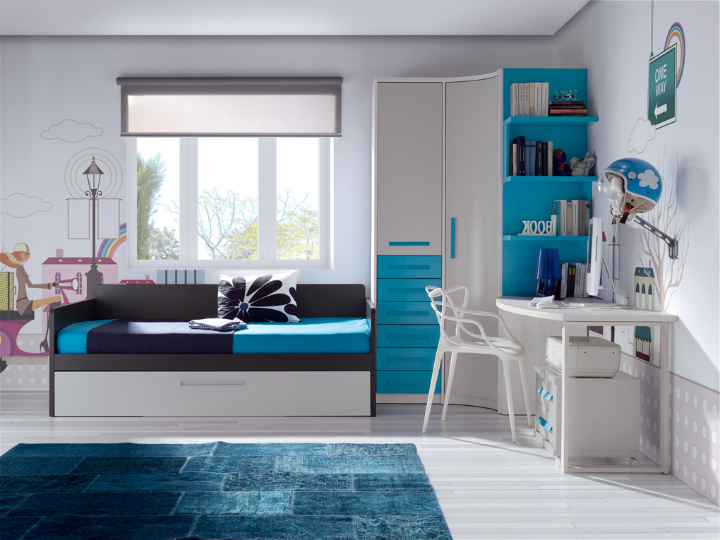 Muebles Rey Dormitorios Juveniles - Diseños Arquitectónicos ...