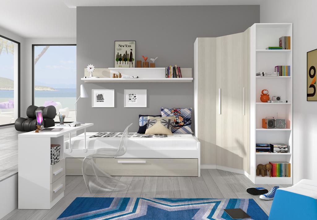 Muebles Rey armario rincon 5