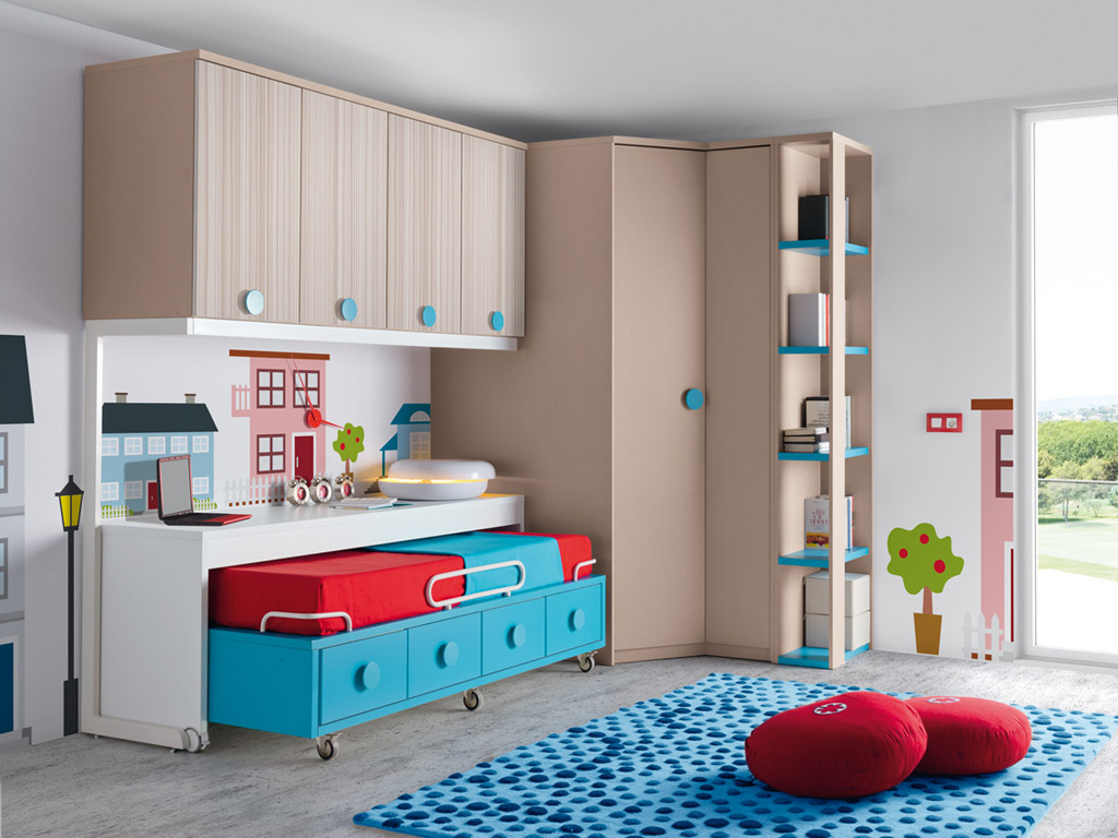 Armarios de muebles rey for Armarios para dormitorios juveniles