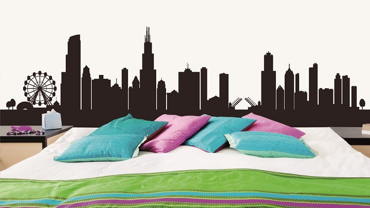 Myvinilo_chicago_skyline