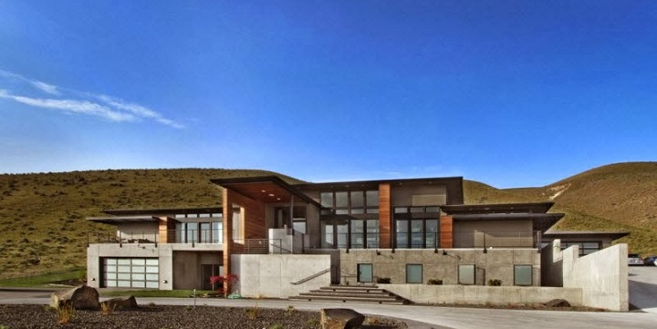 Planos de casas de campo5