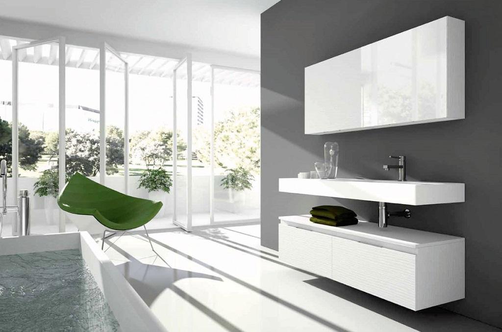 Banos minimalistas19 for Muebles de bano minimalistas