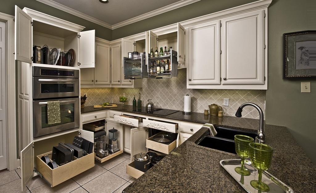 cocina espacio
