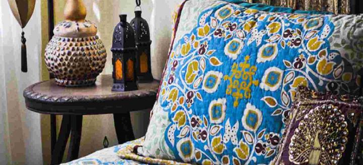 decoracion de estilo arabe
