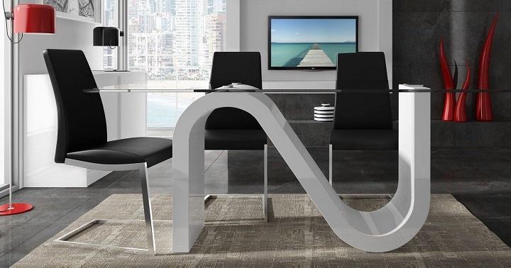 Comedor archives decorablog decoraci n muebles e - Comedores modernos para espacios pequenos ...