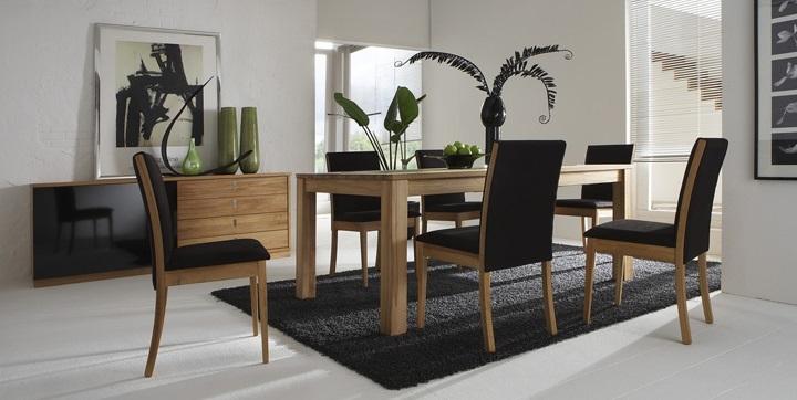 Fotos de comedores modernos for Comedores minimalistas baratos