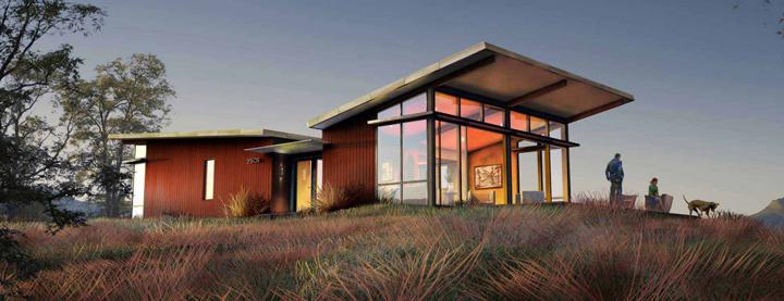 Materiales para casas prefabricadas
