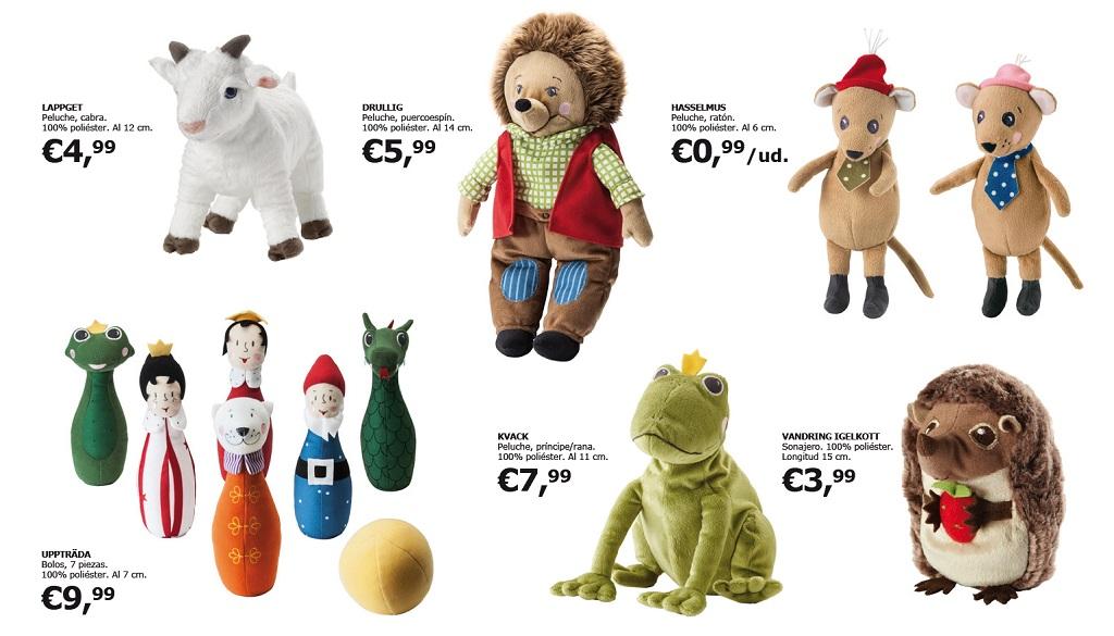 Vuelven los peluches solidarios de ikea - Peluches a 1 euro ...