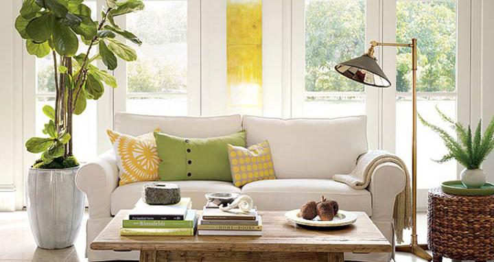 Sencillos trucos para ganar luminosidad en casa