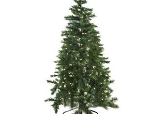 Arbol Navidad Royal Oregon Pino Con Led