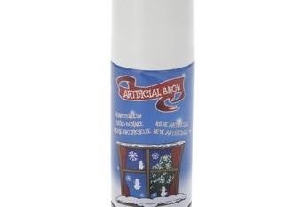 Bote Spray Nieve Artificial