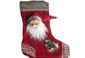 Calcetin Santa Claus