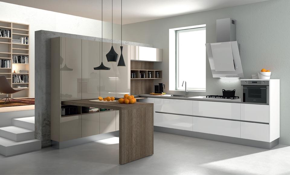 Hermosa Barra De La Cocina El Desayuno Composición - Ideas de ...