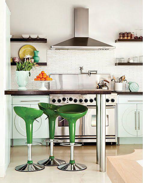 Cocinas barra desayunar43 for Cocinas integrales para apartamentos