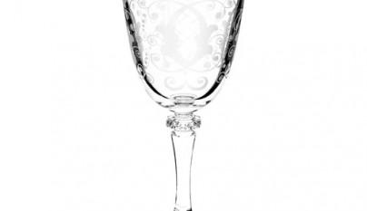 Coleccion Clasico Copa de vino Cleopatra grabados