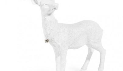Coleccion Nordica Decoracion de Navidad ciervo nordico