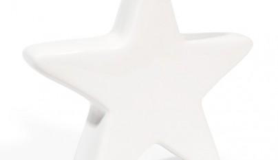 Coleccion Nordica Estrella blanca Polar modelo pequeno