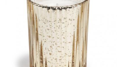 Coleccion Romantico Vela dorada Neoclasico