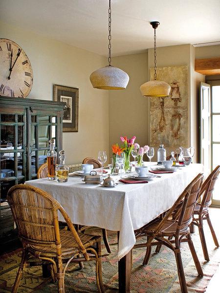Fotos de comedores con encanto - Comedores decorados modernos ...