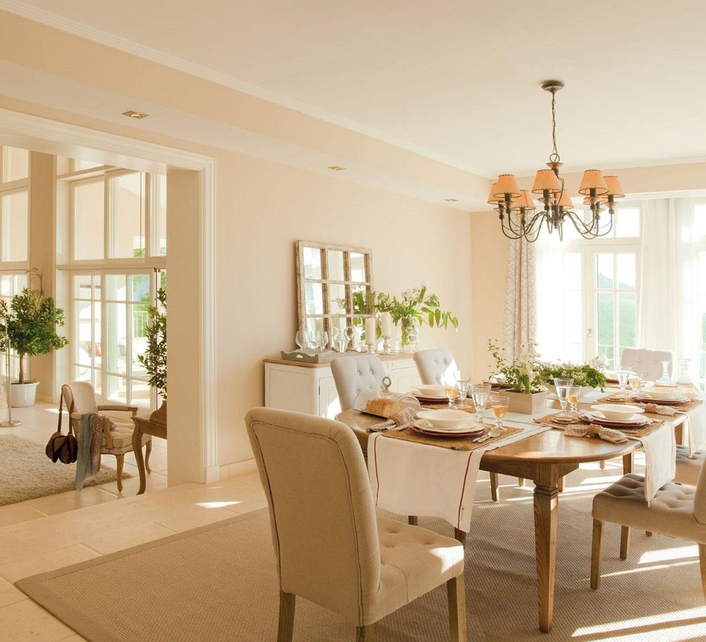Fotos de comedores con encanto - Comedores el mueble ...
