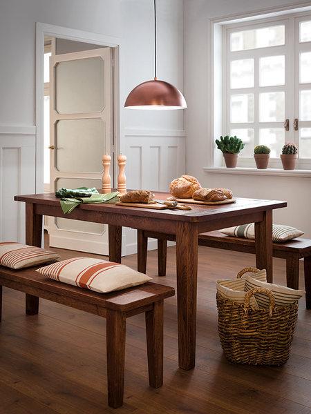 Comedores con encanto53 for Comedores de madera baratos