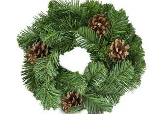 Corona Navidad Pinas