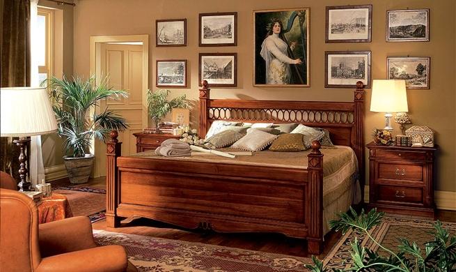 Fotos de dormitorios con encanto - Dormitorio clasico moderno ...