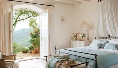 Decorablog revista de decoraci n - Dormitorio con encanto ...