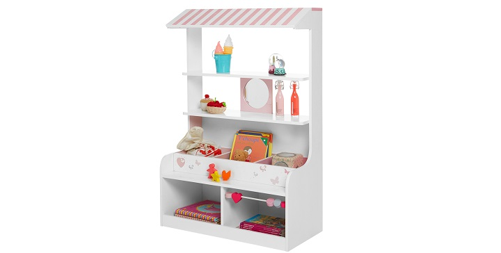 Decorablog revista de decoraci n - Estanterias guardar juguetes ...