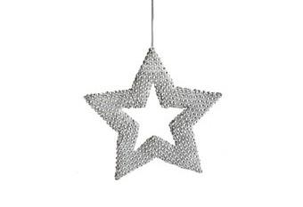 Estrella Brillantes Plata
