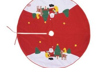 Manta Para Arbol Noel