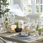 Ideas para decorar la mesa en Navidad de Maisons du Monde