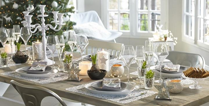 Ideas para decorar la mesa en navidad de maisons du monde for Ideas para decorar la mesa de navidad