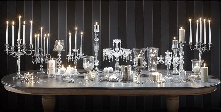 Ideas para decorar la mesa en navidad de maisons du monde for Maison du monde lamparas de mesa