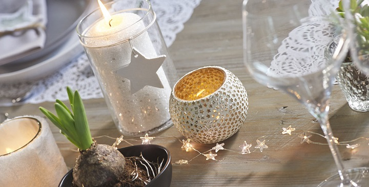 Ideas para decorar la mesa en navidad de maisons du monde - Como decorar la mesa de navidad ...