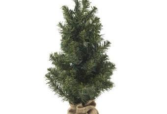 Mini Arbol Navidad Con Luces