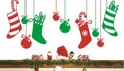 Myvinilo_christmas_socks_ambiente