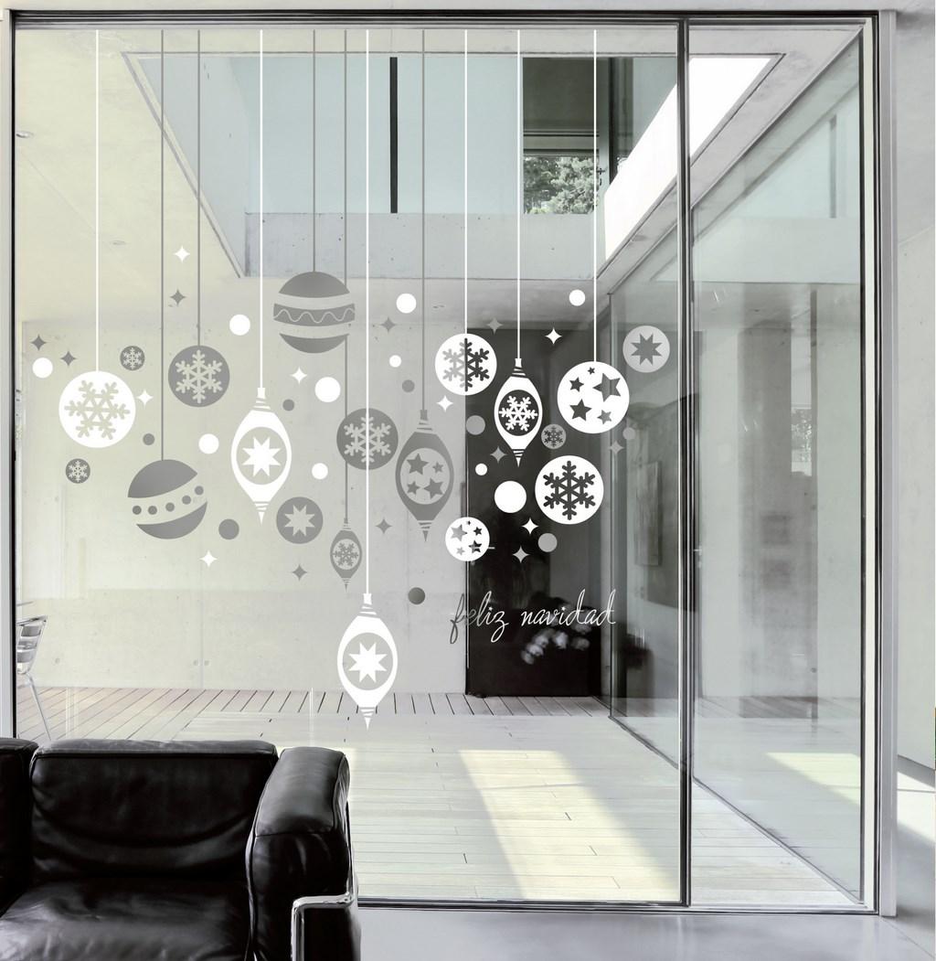 Myvinilo feliz navidad ambiente - Papeles de vinilo para pared ...