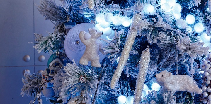 Navidad Artica Leroy Merlin