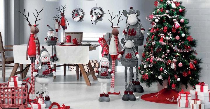 Adornos de navidad hipercor 2014 for Decoracion casa corte ingles