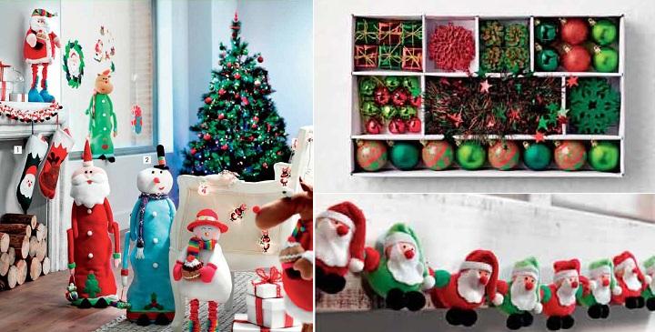 Decorablog revista de decoraci n - Adornos de navidad 2014 ...